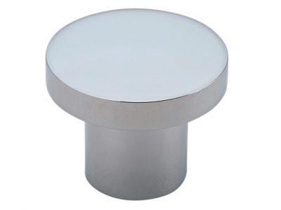 Bankston Bronte Chrome Plate 38mm Round Cabinet Knob