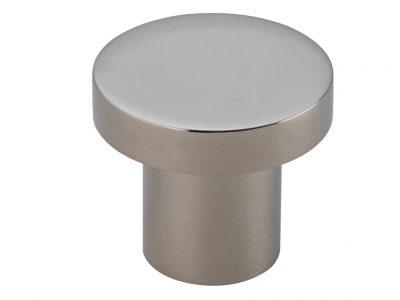 Bankston Bronte Polished Nickel 32mm Round Cabinet Knob