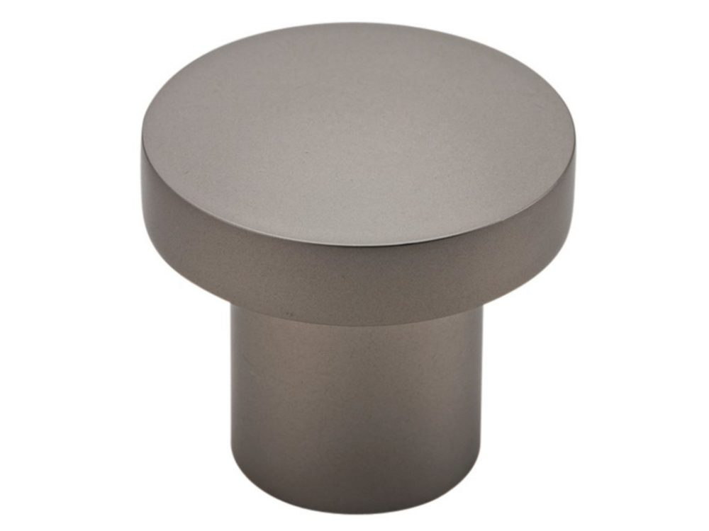 Bankston Bronte Satin Nickel 32mm Round Cabinet Knob