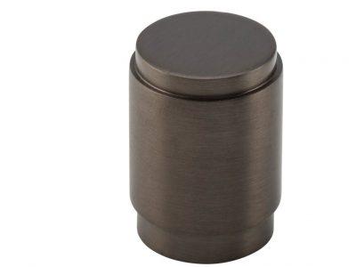Bankston Berlin Antique Bronze 20mm Round Cabinet Knob