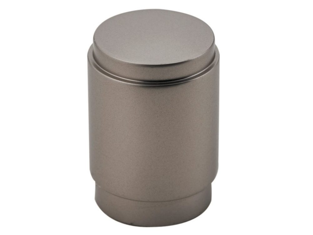 Bankston Satin Nickel 20mm Round Cabinet Knob
