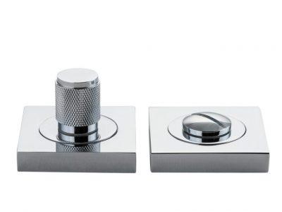 Bankston Brunswick Chrome Plate Square Privacy Turn