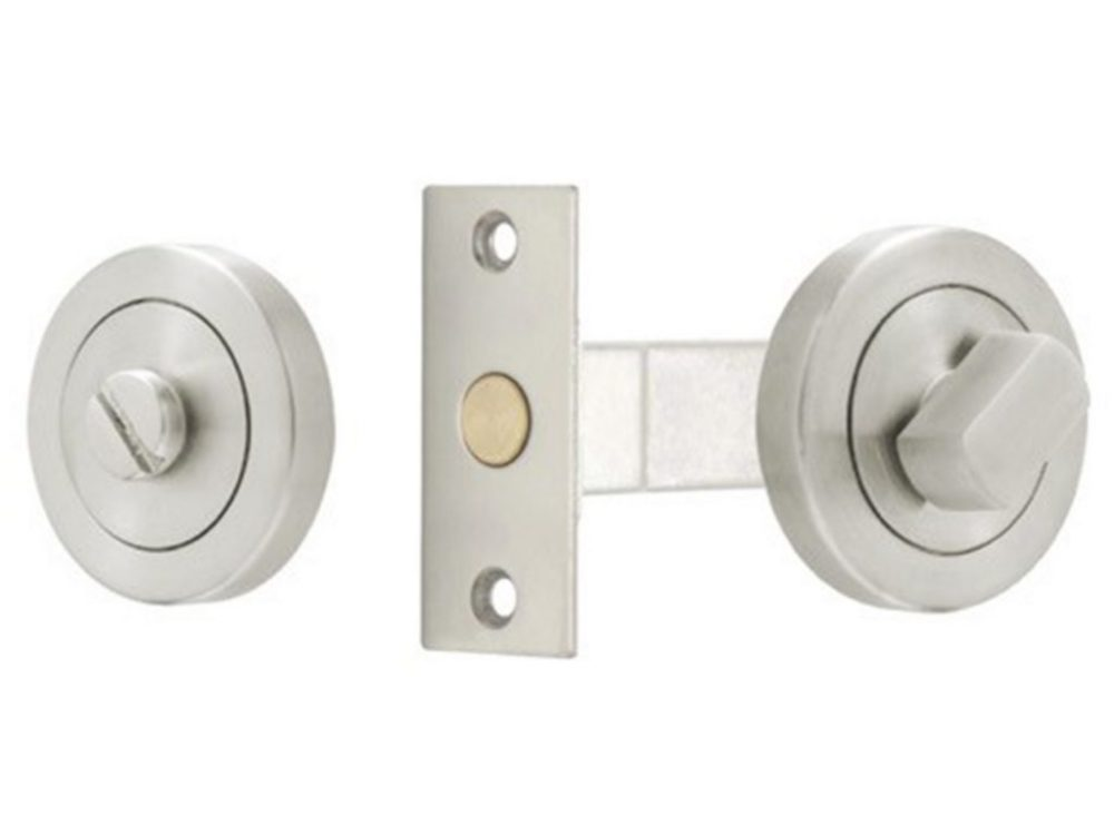 Schlage Form Round Privacy Set