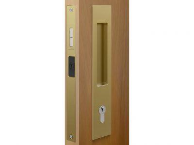 Mardeco M Series Key Locking flush Pull Set