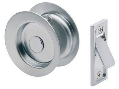 Schlage Round Non Locking Cavity Handle Sets