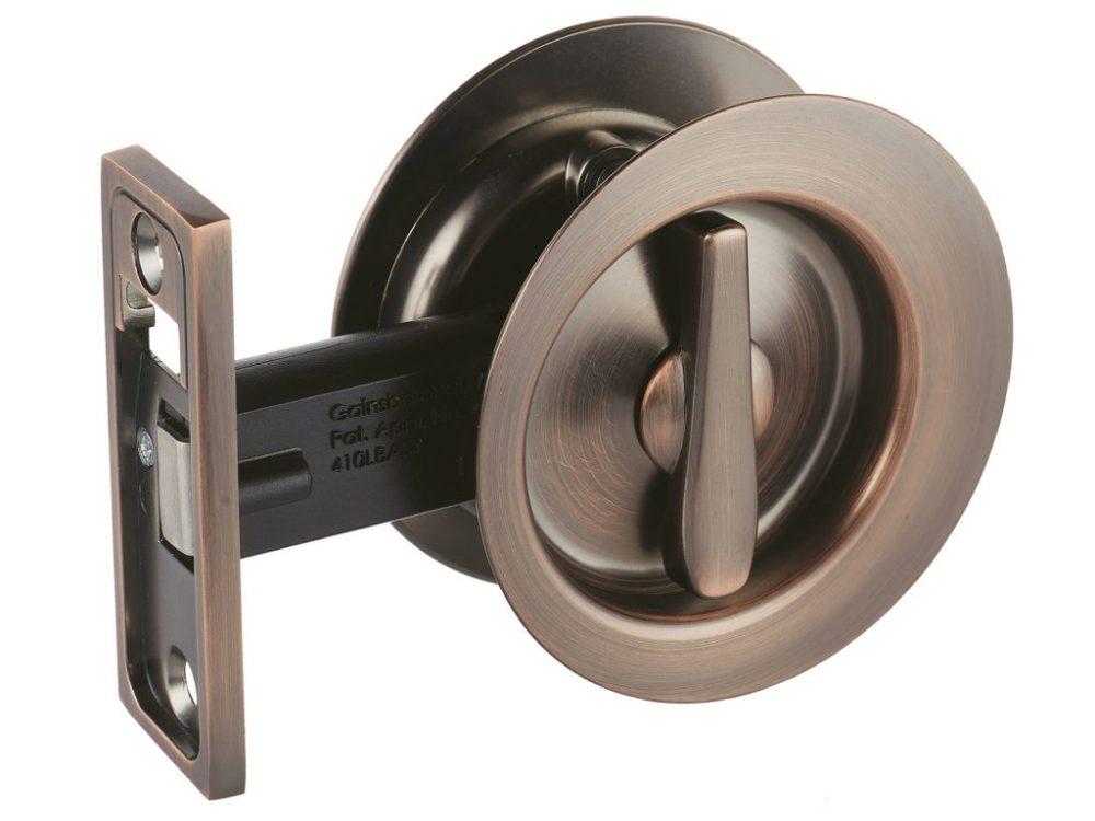 Schlage Round Locking Cavity Handle Sets