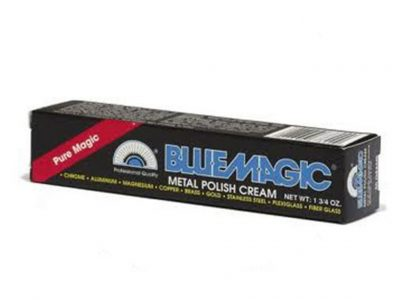 Blue Magic Metal Polish