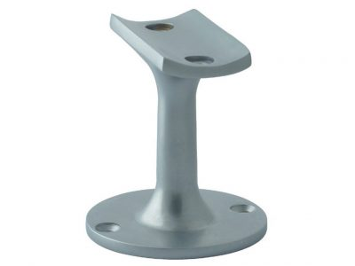 Miles Nelson Solid Brass Handrail Stanchion