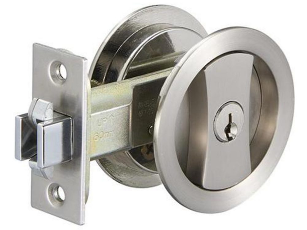 Ezset Round Locking Cavity Handle Sets