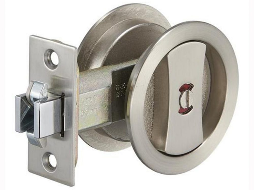 Ezset Round Privacy Locking Cavity Handle Sets
