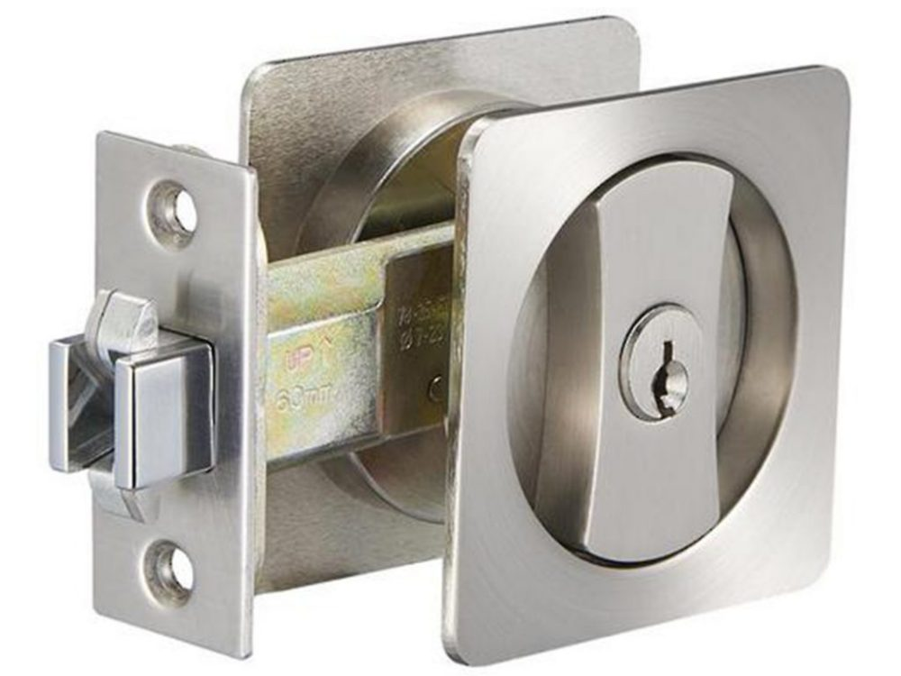 Ezset Square Locking Cavity Handle Sets