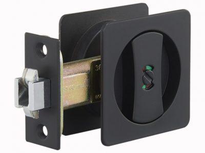 Ezset Square Privacy Locking Cavity Handle Sets