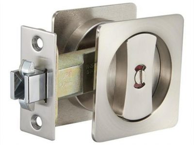 Ezset Square Privacy Locking Cavity Handle Sets