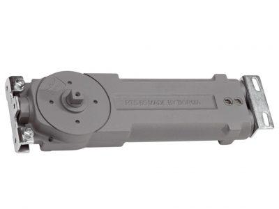 Dorma RTS85 Transom Closure - 105 Degrees Hold Open Aluminium
