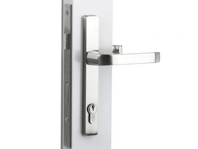 Sylvan Orion Lever Handles On 202mm Long Plate with Sylvan 781 30mm lock