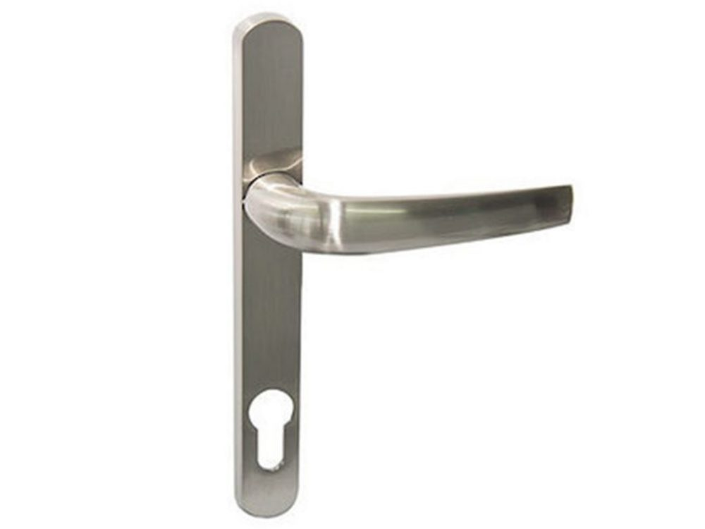Sylvan Orion Lever Handles On 202mm Long Plate
