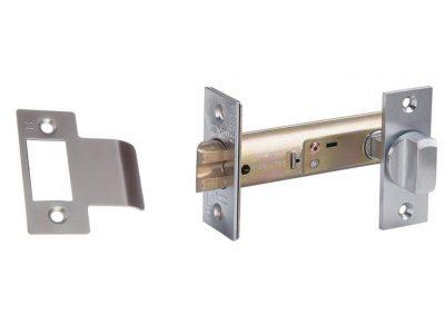 Lockwood L8530-101SC 70mm Single Bevel Latch Assembly