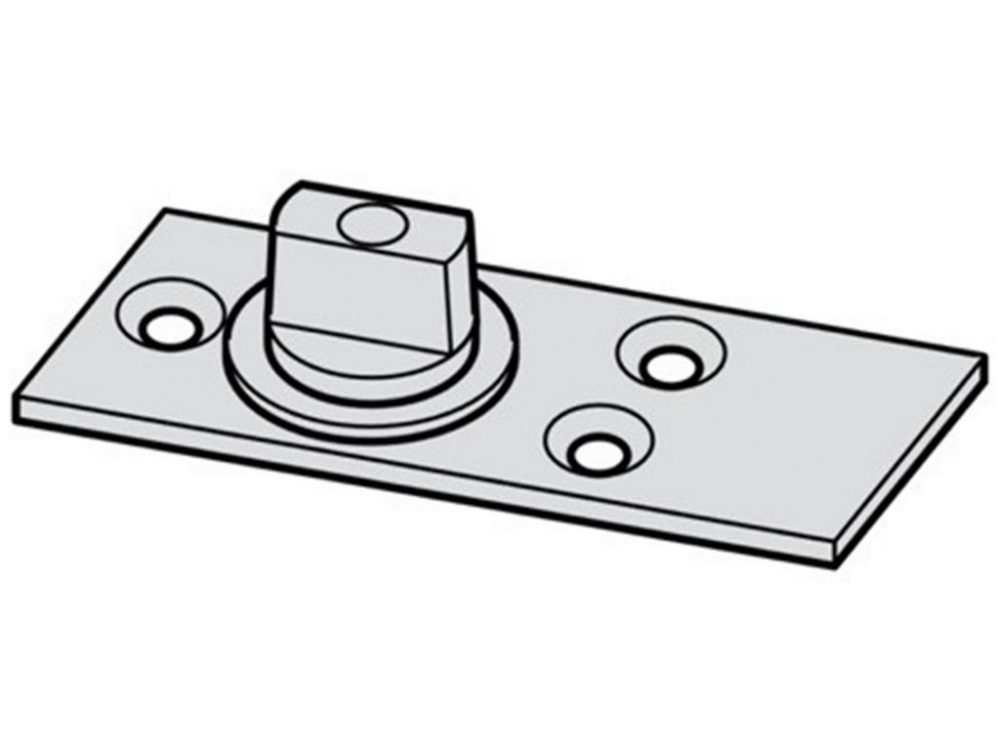 Lockwood 220kg Heavy Duty Bottom Pivot