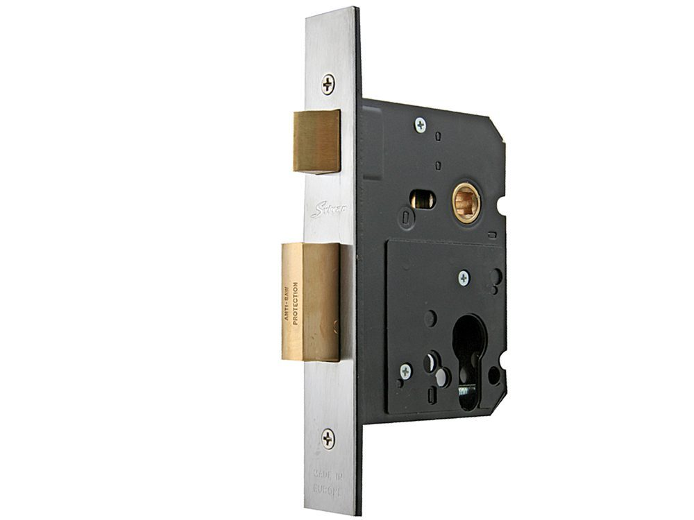 Sylvan 45mm Backset Euro Mortice Lock