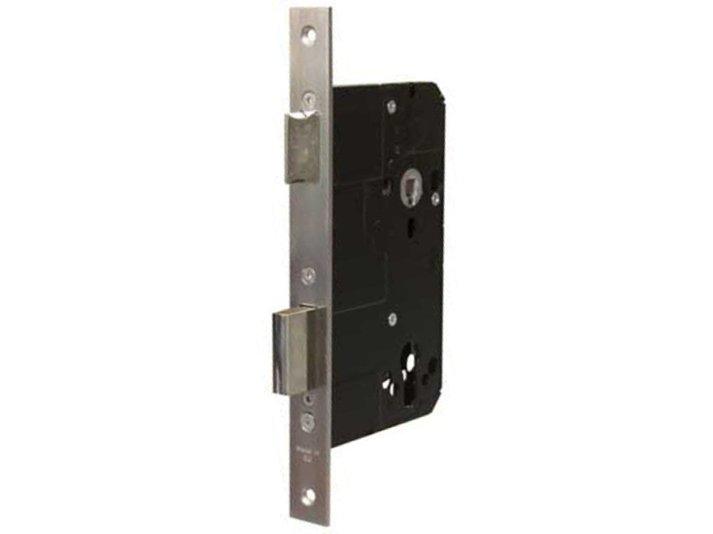 Sylvan 45 50 60 and 70mm Backset Euro Mortice Lock