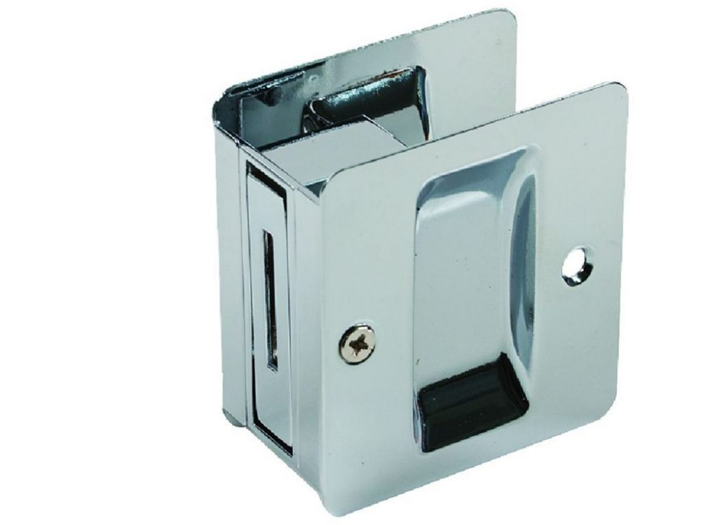 Sylvan Square Non-Locking Cavity Handle Set