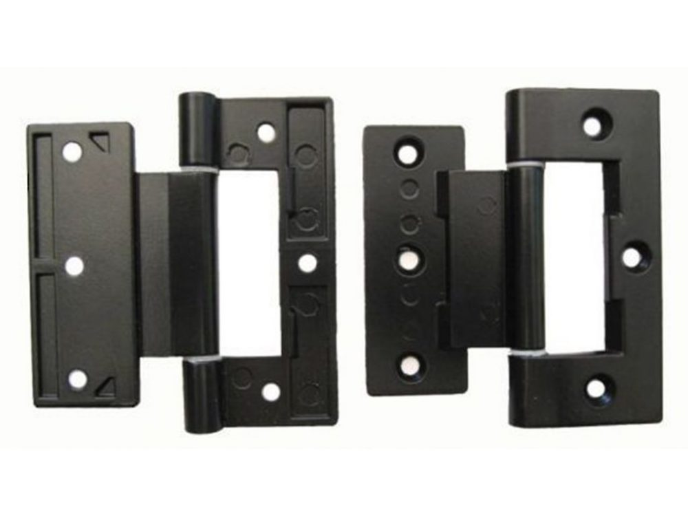 APL 90mm Exterior Aluminium Hinged Door Hinge