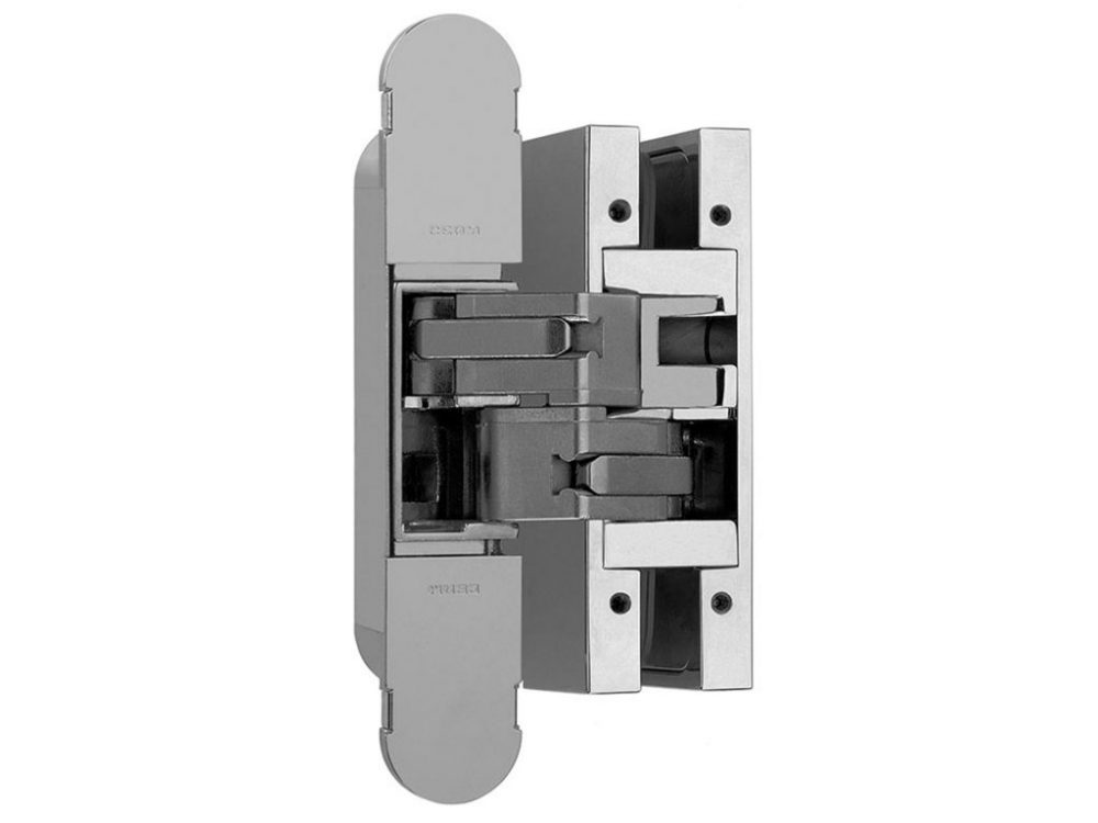 Ceam 70kg 2D Concealed Door Hinge For Glass