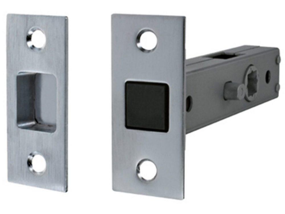 Bonaiti 60mm Backset 51° Magnetic Privacy Latch