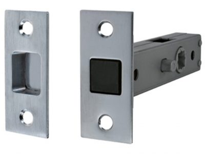 Bonaiti 60mm Backset 51° Magnetic Privacy Latch