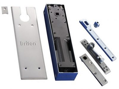Briton 7500 Floor Spring - Non Hold Open Strength 3-6