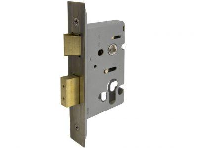 Windsor Brass 45mm Backset Euro Mortice Lock