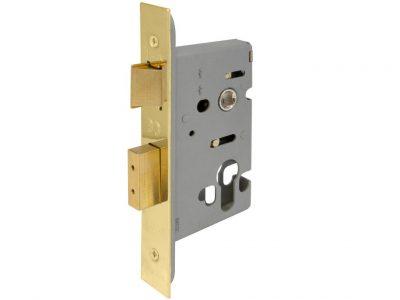Windsor Brass 57mm Backset Euro Mortice Lock
