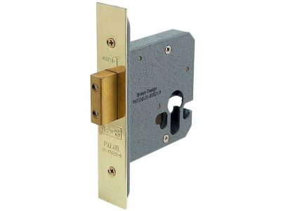 Windsor Brass 57mm Backset Euro Mortice Deadbolt