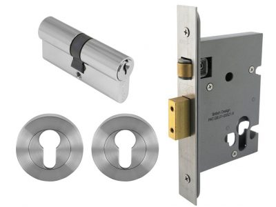 Windsor 57mm Round Roller Lock Kits Key Key
