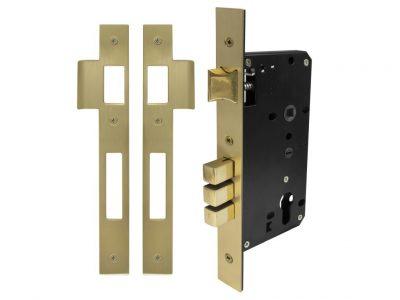 Windsor 60mm Backset Euro Mortice Locks
