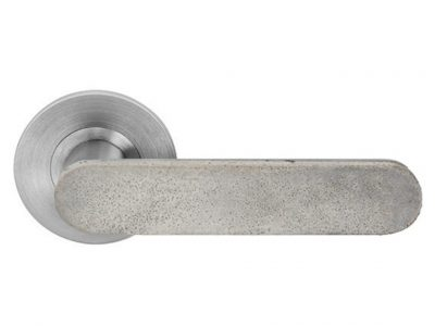 Club Concrete Lever On 63.5mm Round Rose